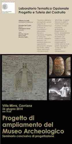 locandina-progetto-ampliamento-museo-archeologico-vittorio-uccelli-architetto
